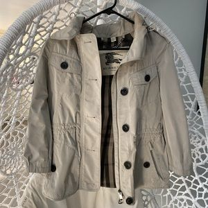 BURBERRY LONDON jacket